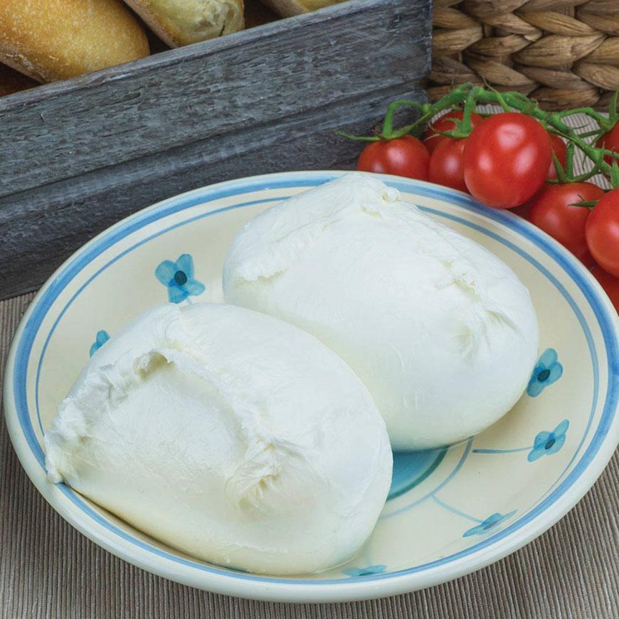 mozzarella di bufala proprietà e valori nutrizionali