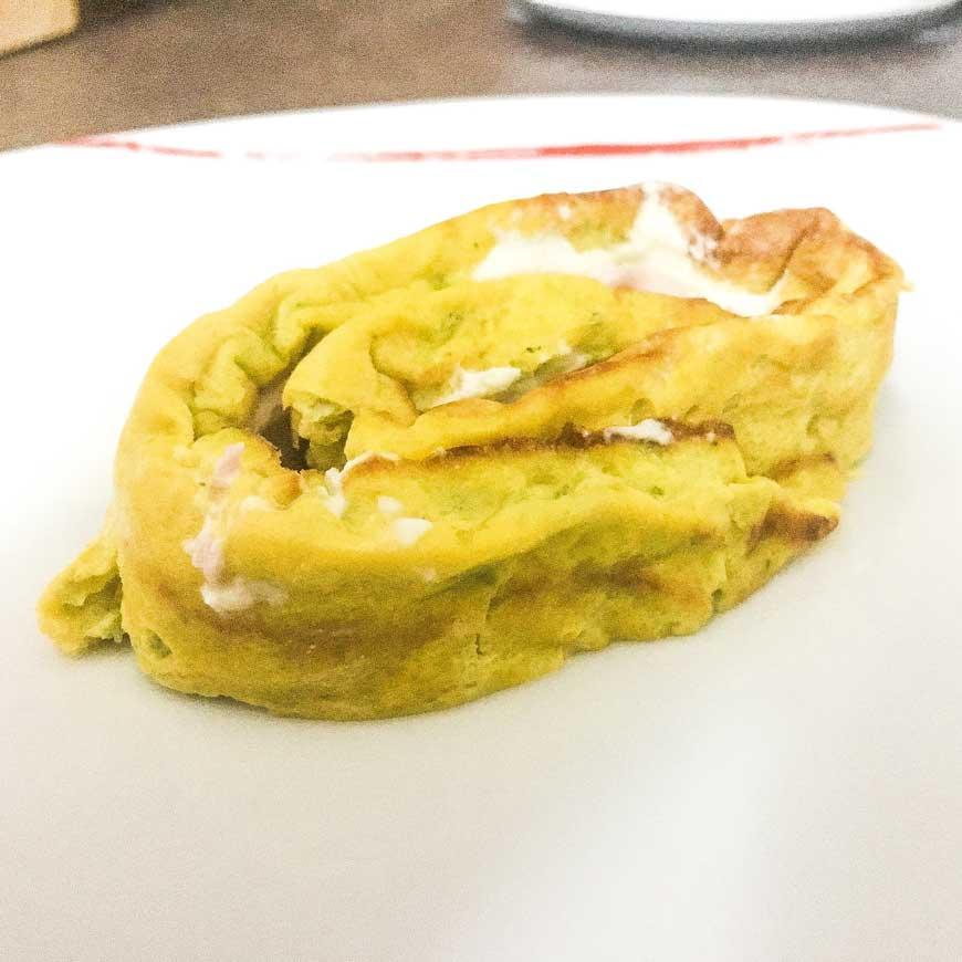 frittata-con-mozzarella