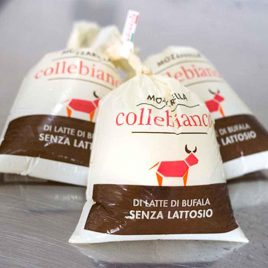 Mozzarella-senza-lattosio